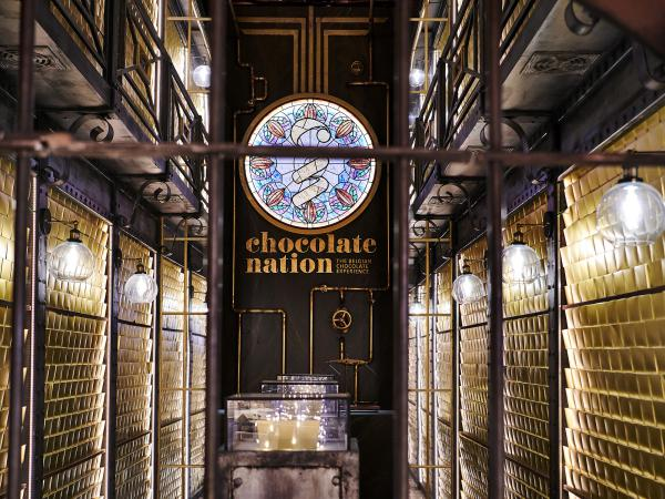Chocolate Nation museum vol heerlijke schatten